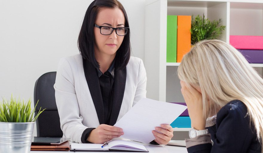 The Job Interview: Don't Add Insult to Injury