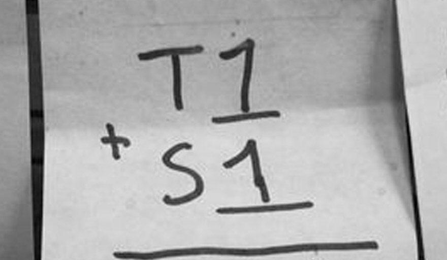 T1 + S1